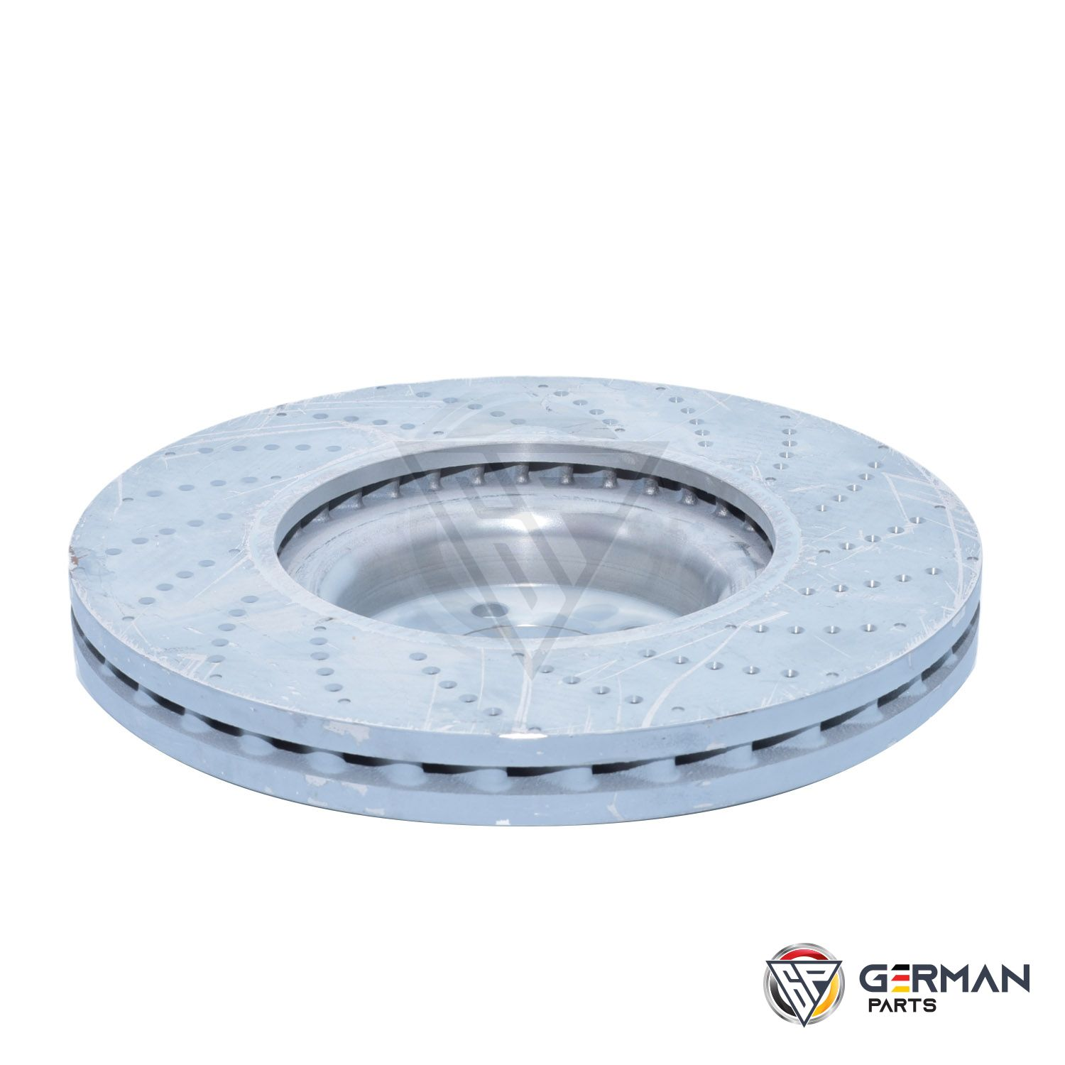 Buy Genuine Mercedes Benz Front Brake Disc 0004212012 - German Parts