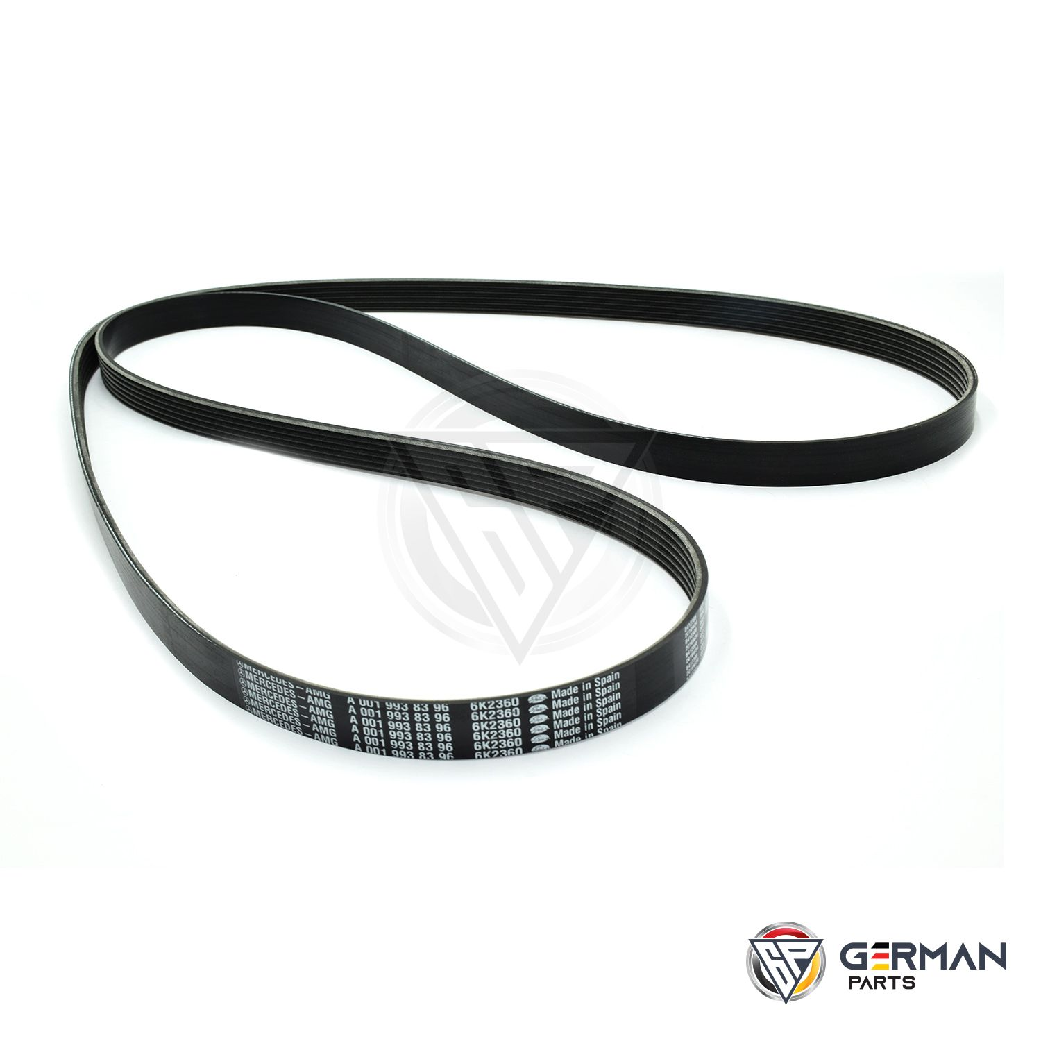 Buy Genuine Mercedes Benz V Belt 0019938396 - German Parts