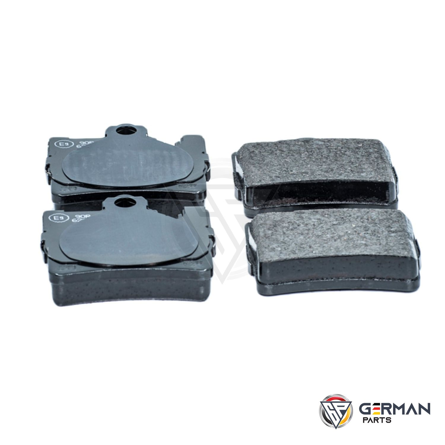 Buy Mercedes Benz Rear Brake Pad Set 0044209420 - German Parts