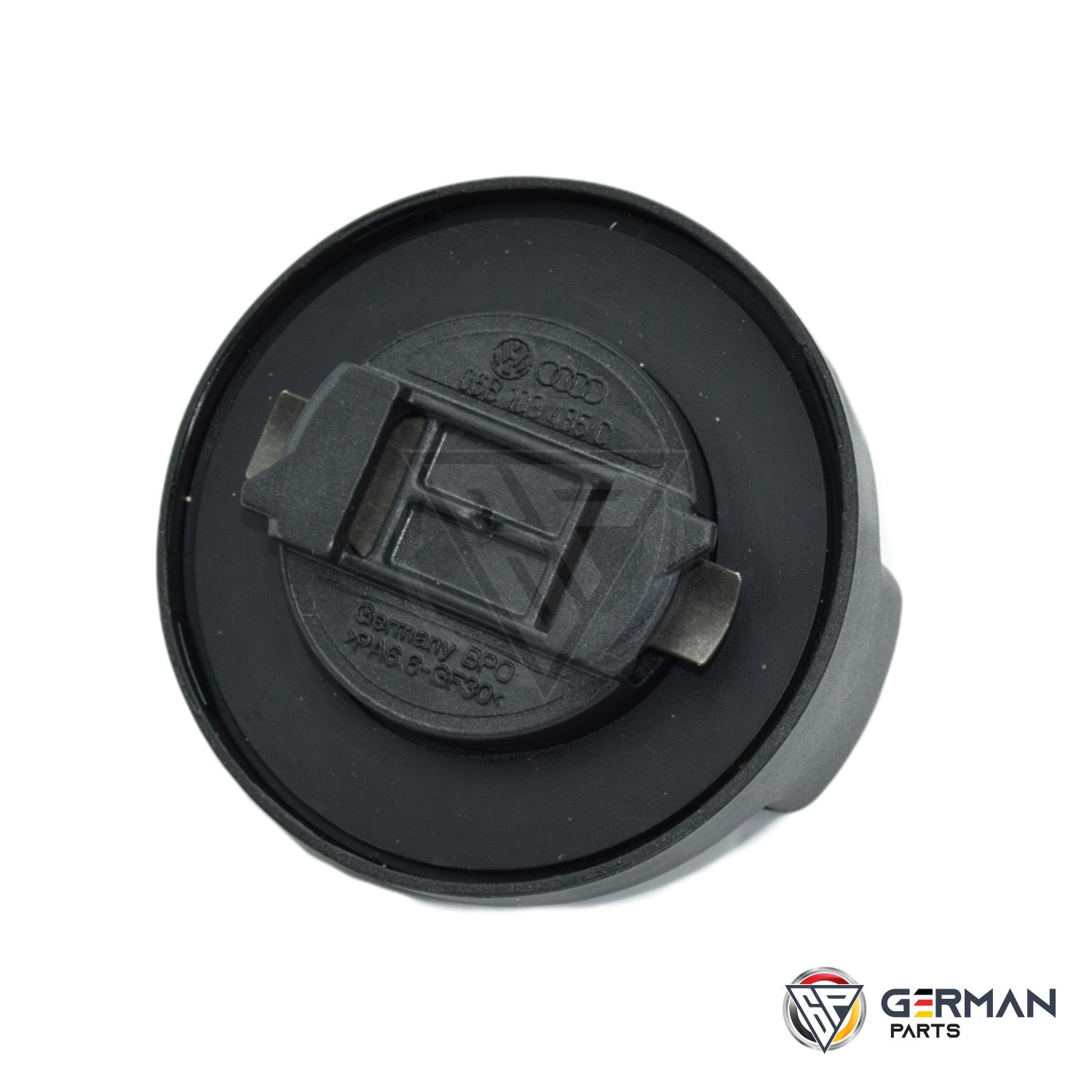 Buy Genuine Audi/Volkswagen Oil Cap 06B103485C - German Parts
