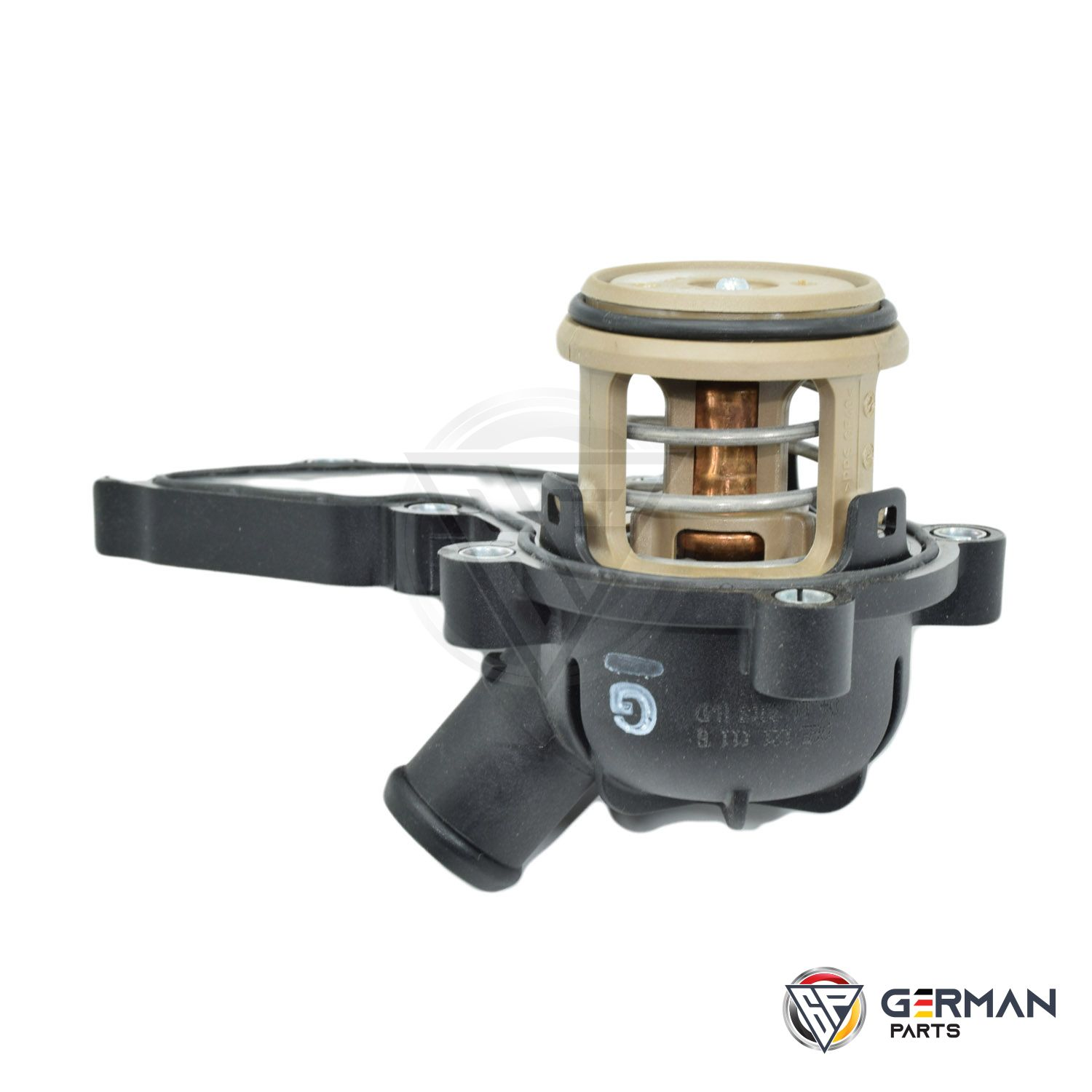 Buy Genuine Audi/Volkswagen Thermostat Assembly 06E121111G - German Parts