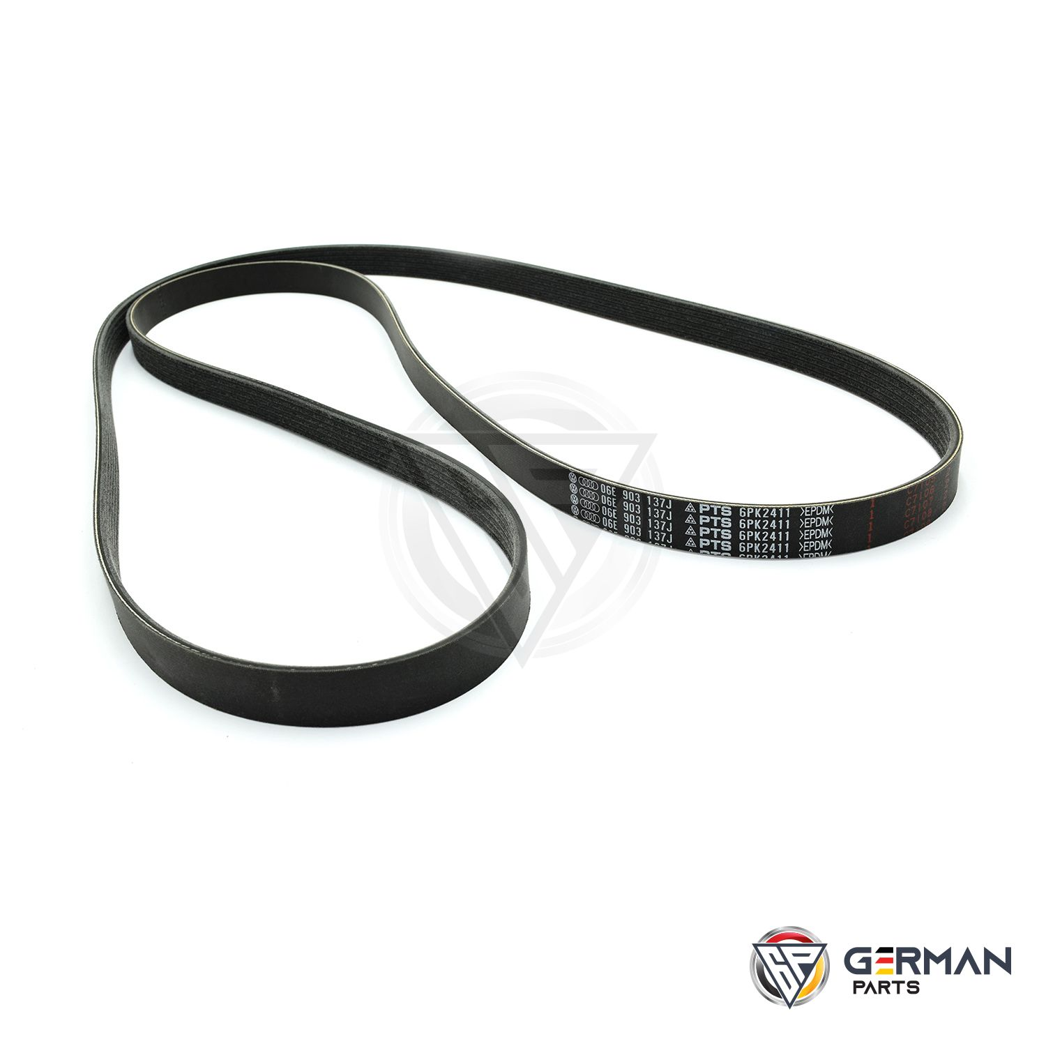 Buy Genuine Audi/Volkswagen V Belt 06E903137J - German Parts