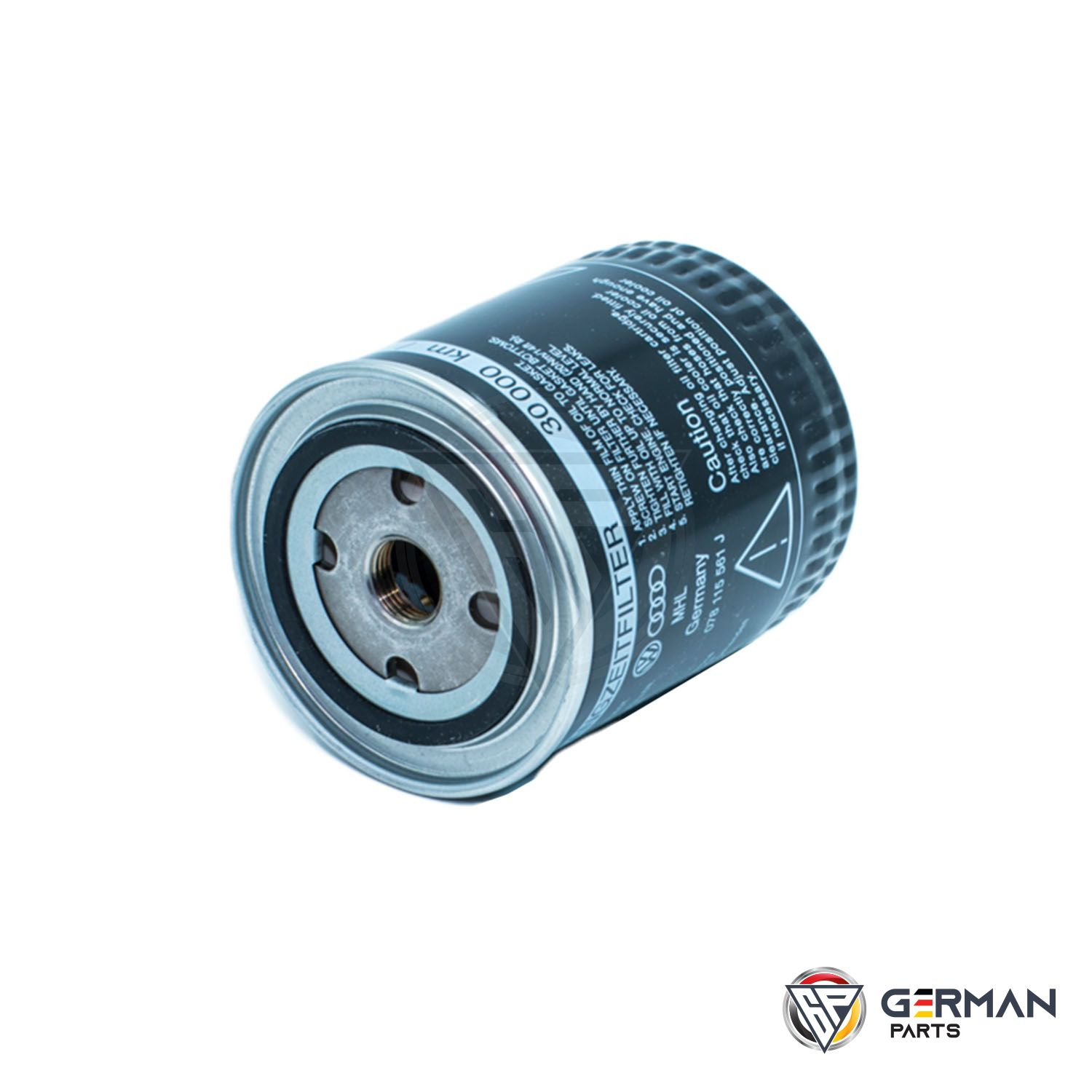 Buy Audi Volkswagen Oil Filter 078115561J - German Parts