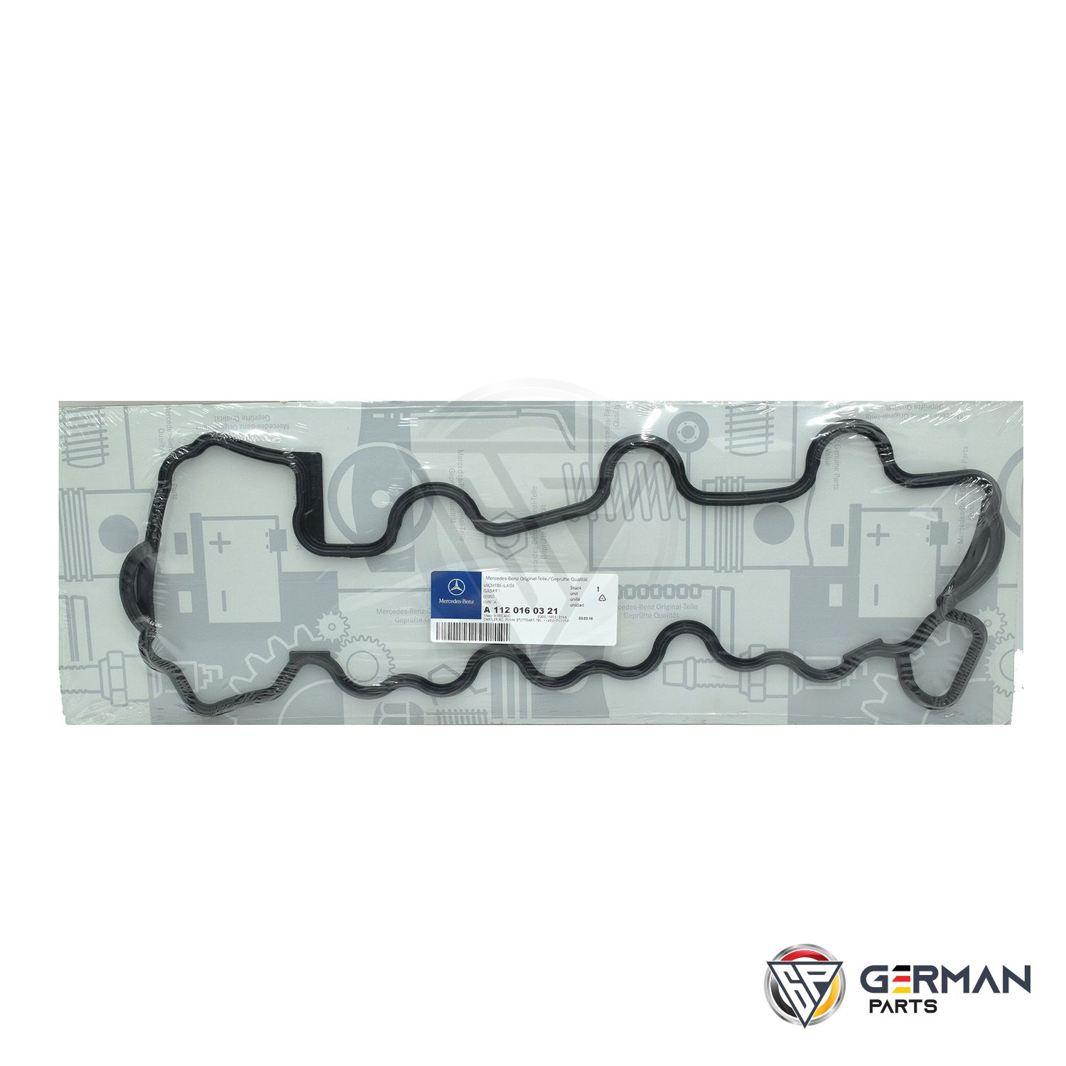 Buy Mercedes Benz Valve Cover Gasket Right 1120160321 - German Parts