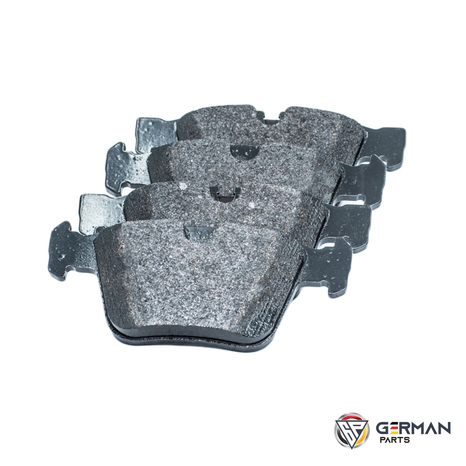Buy Genuine Mercedes Benz Rear Brake Pad Set 1644202420 - German Parts