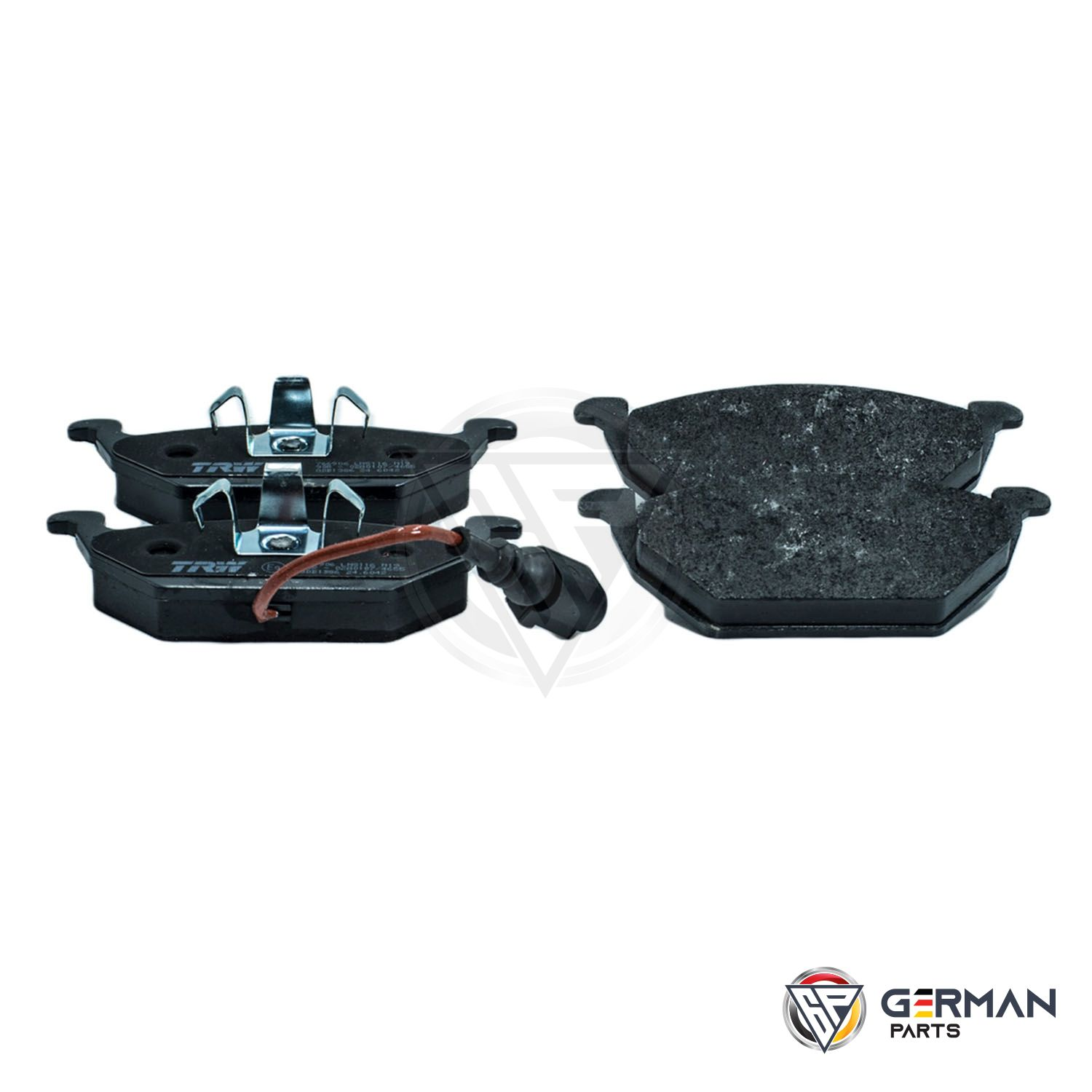 Buy TRW Front Brake Pad Set 1J0698151E - German Parts