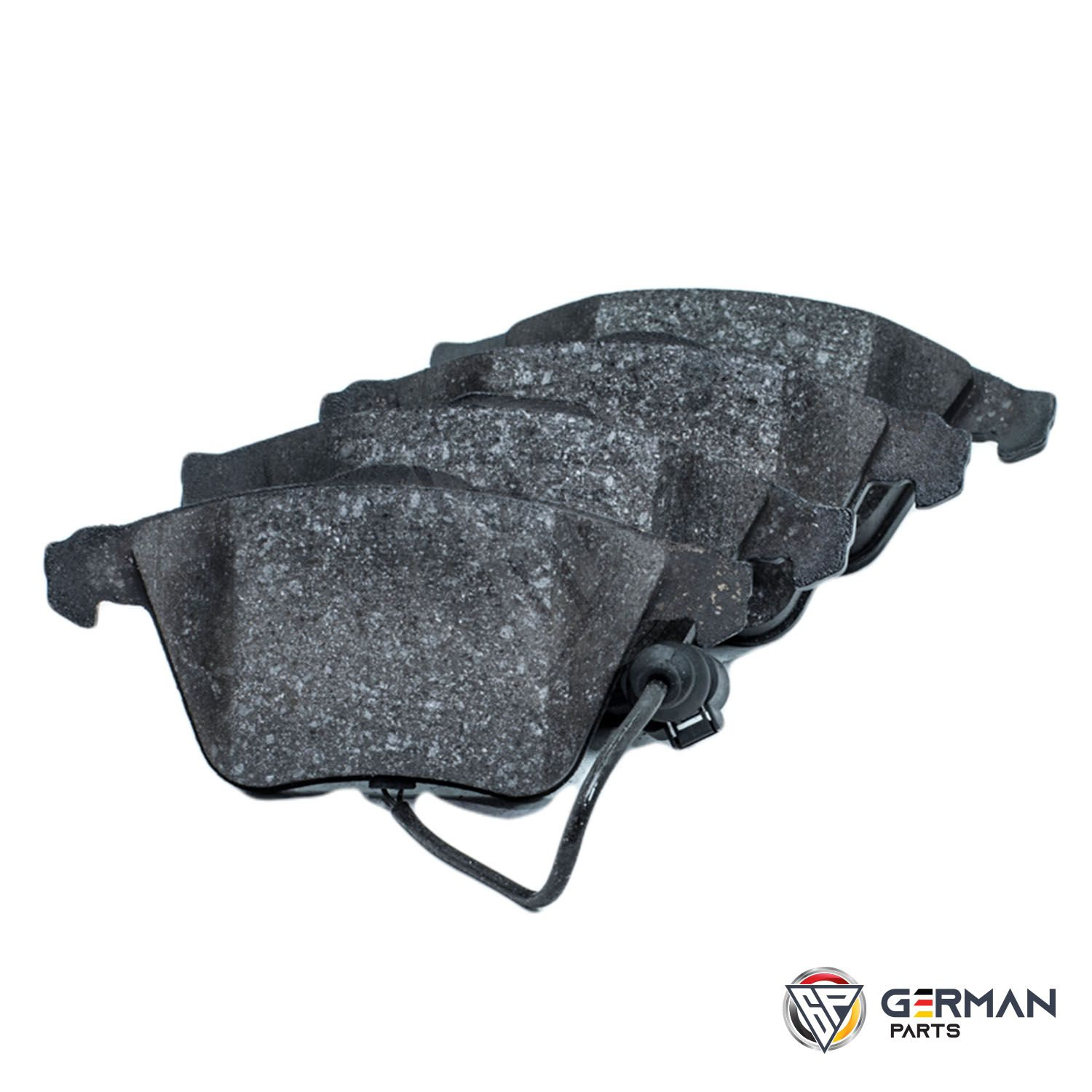 Buy Remsa Front Brake Pad Set 1K0698151B - German Parts