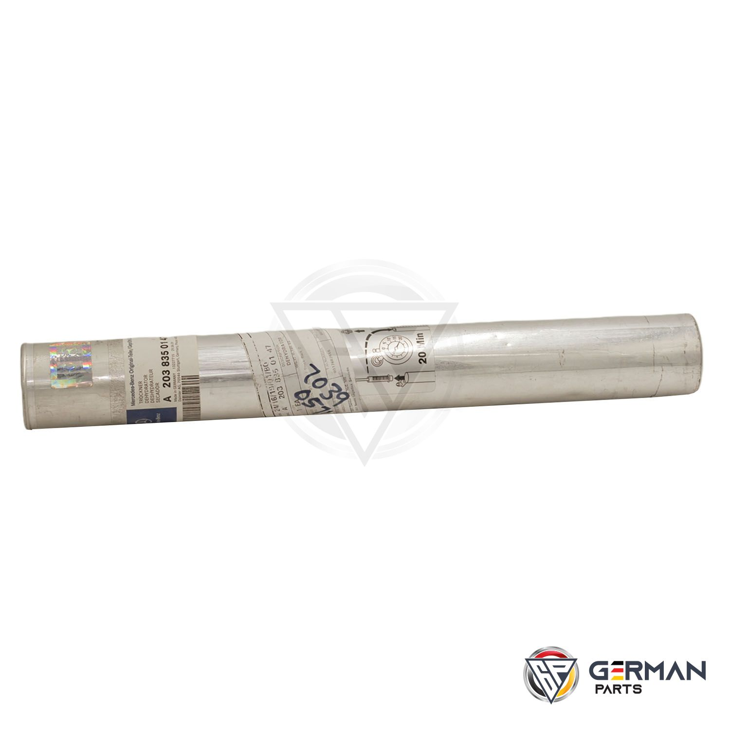 Buy Genuine Mercedes Benz Ac Drier 2038350147 - German Parts