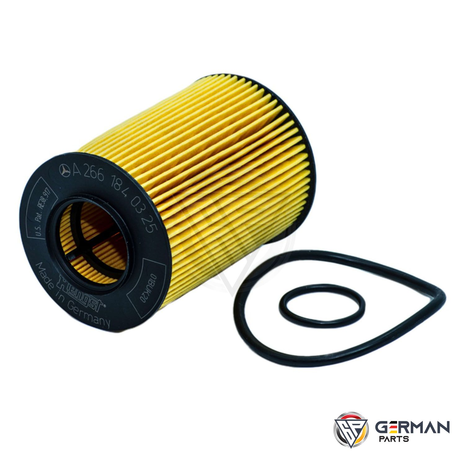 Buy Genuine Mercedes Benz Oil Filter 2661800009 - German Parts