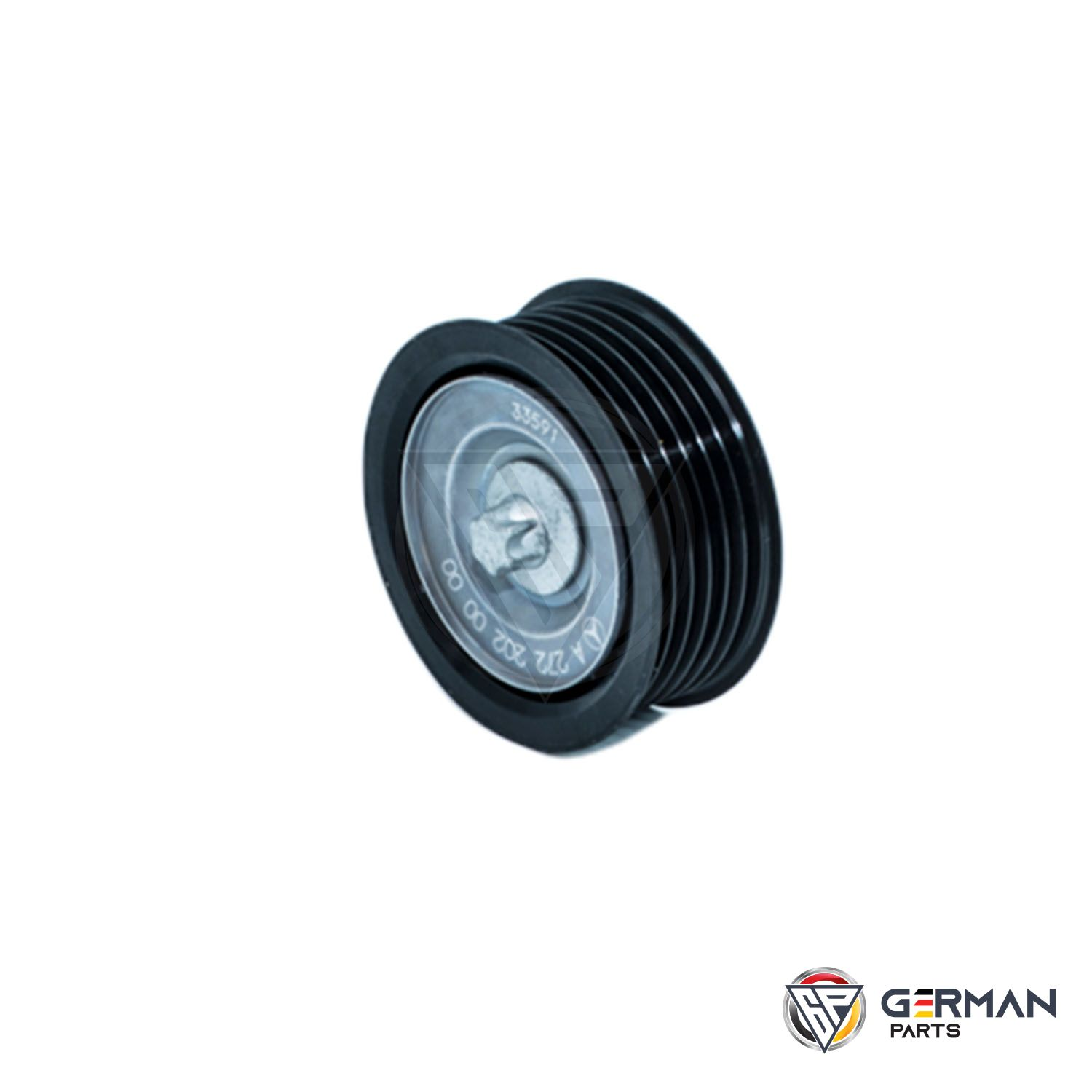 Buy Mercedes Benz Pulley 2722020000 - German Parts
