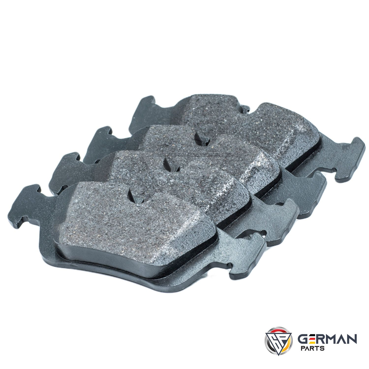 Buy Genuine BMW Front Brake Pad Set 34116761244 - German Parts