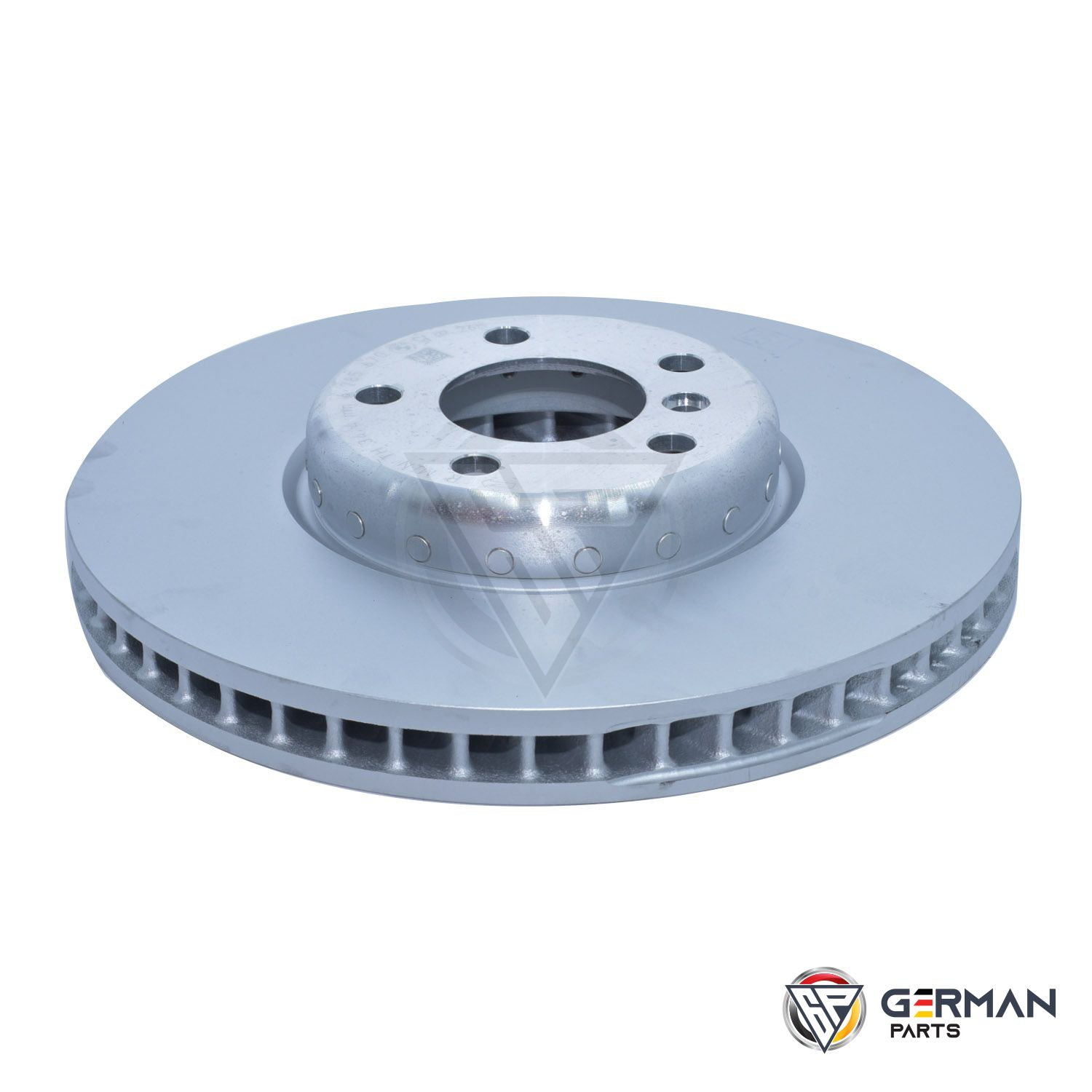Buy Genuine BMW Front Brake Disc Right 34116785670 - German Parts