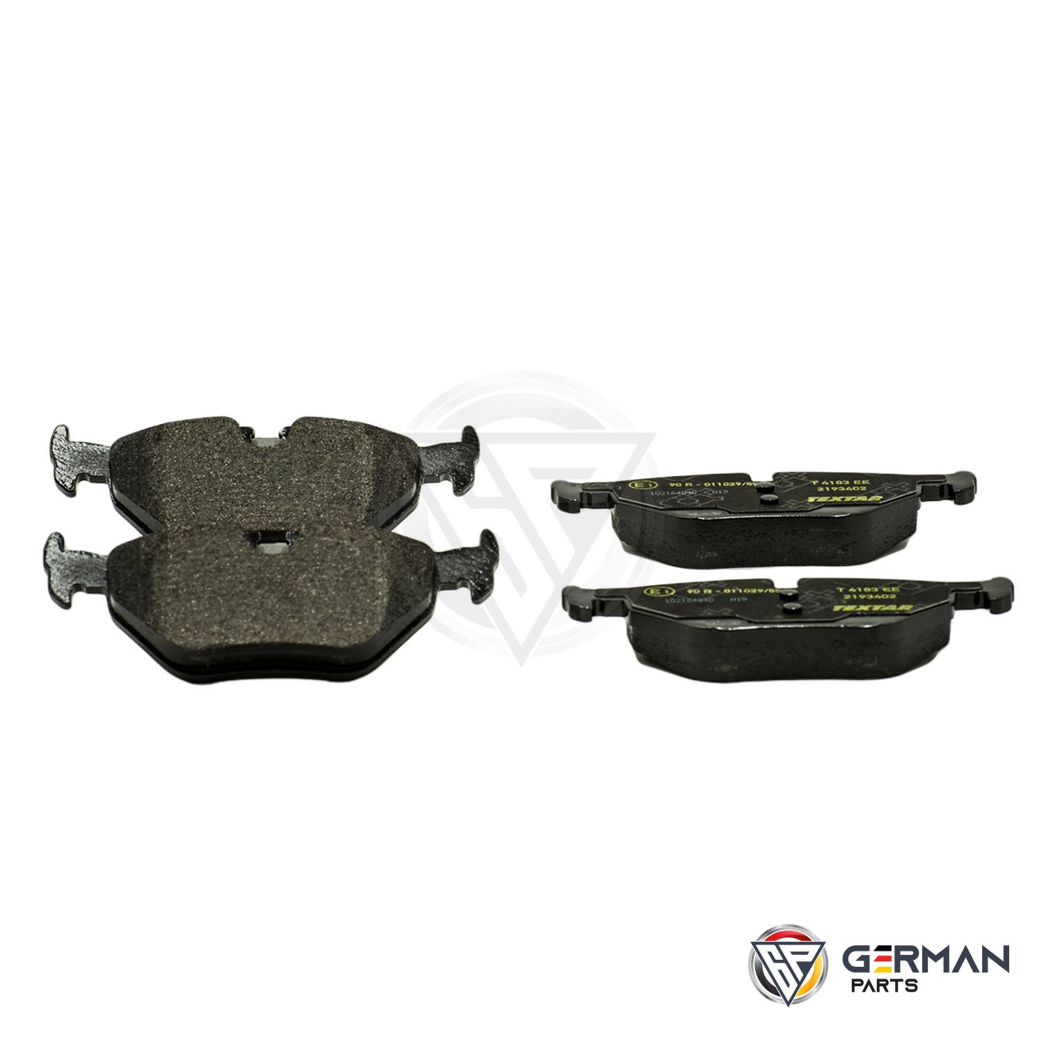 Buy Textar Rear Brake Pad Set 34216761239 - German Parts