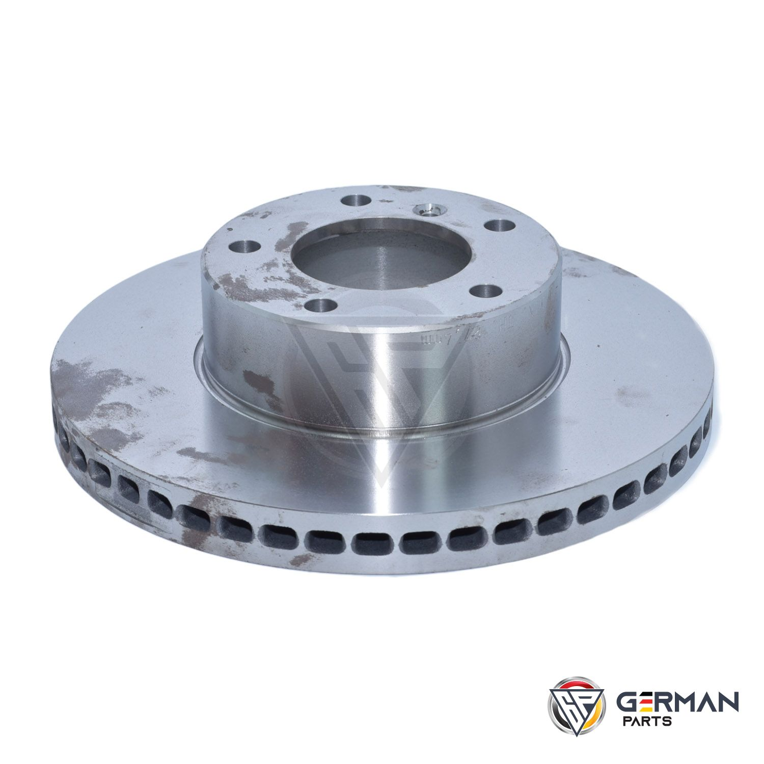 Buy Genuine Mercedes Benz Front Brake Disc 4634210012 - German Parts