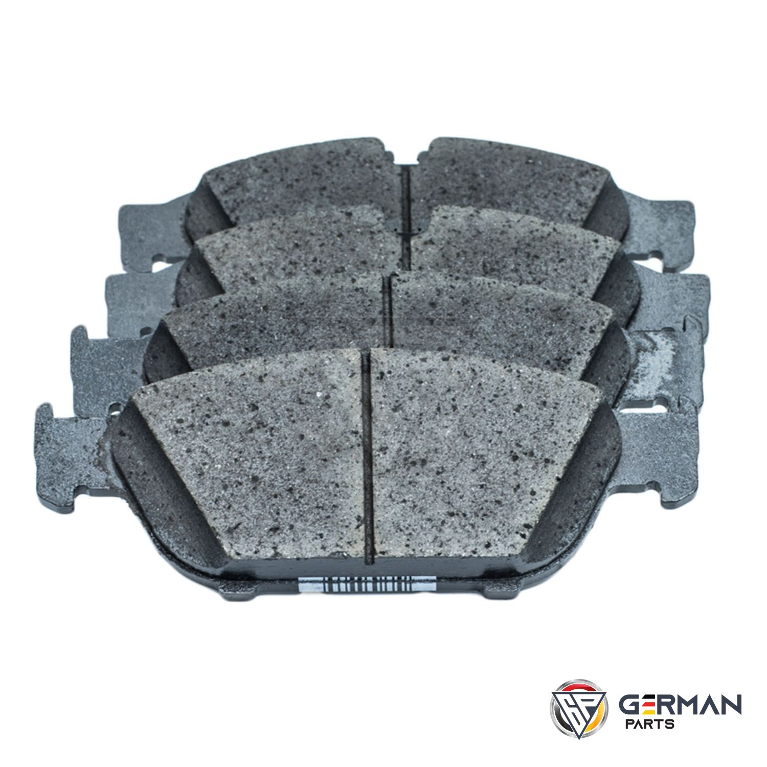 Buy Genuine Audi/Volkswagen Front Brake Pad Set 4G0698151M - German Parts