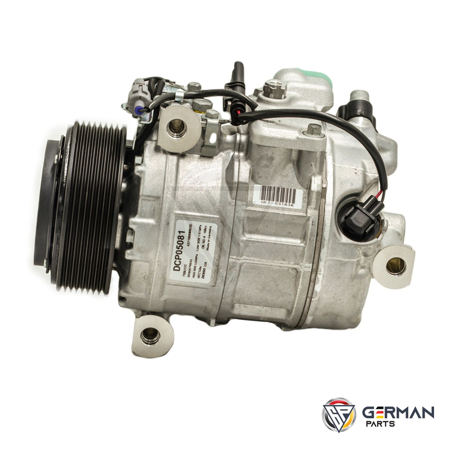 Buy Denso Ac Compressor 64529165808 - German Parts