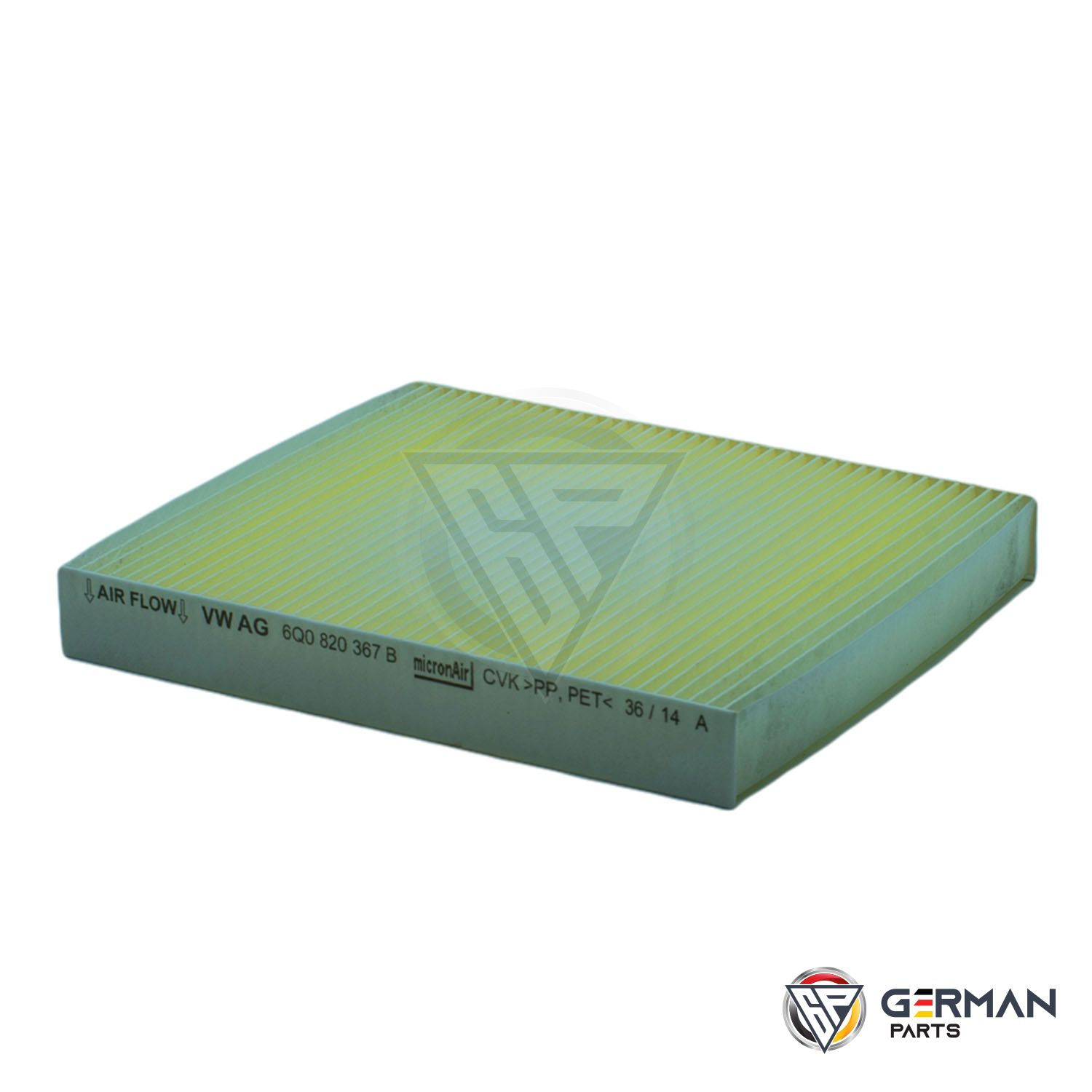 Buy Genuine Audi/Volkswagen Air Filter 6Q0820367 - German Parts