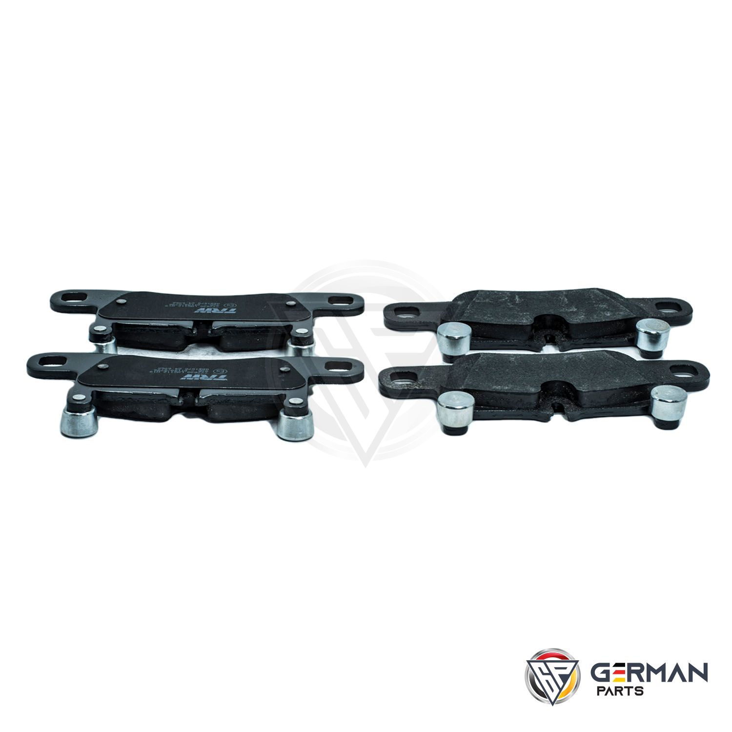 Buy TRW Rear Brake Pad Set 7P0698451 - German Parts