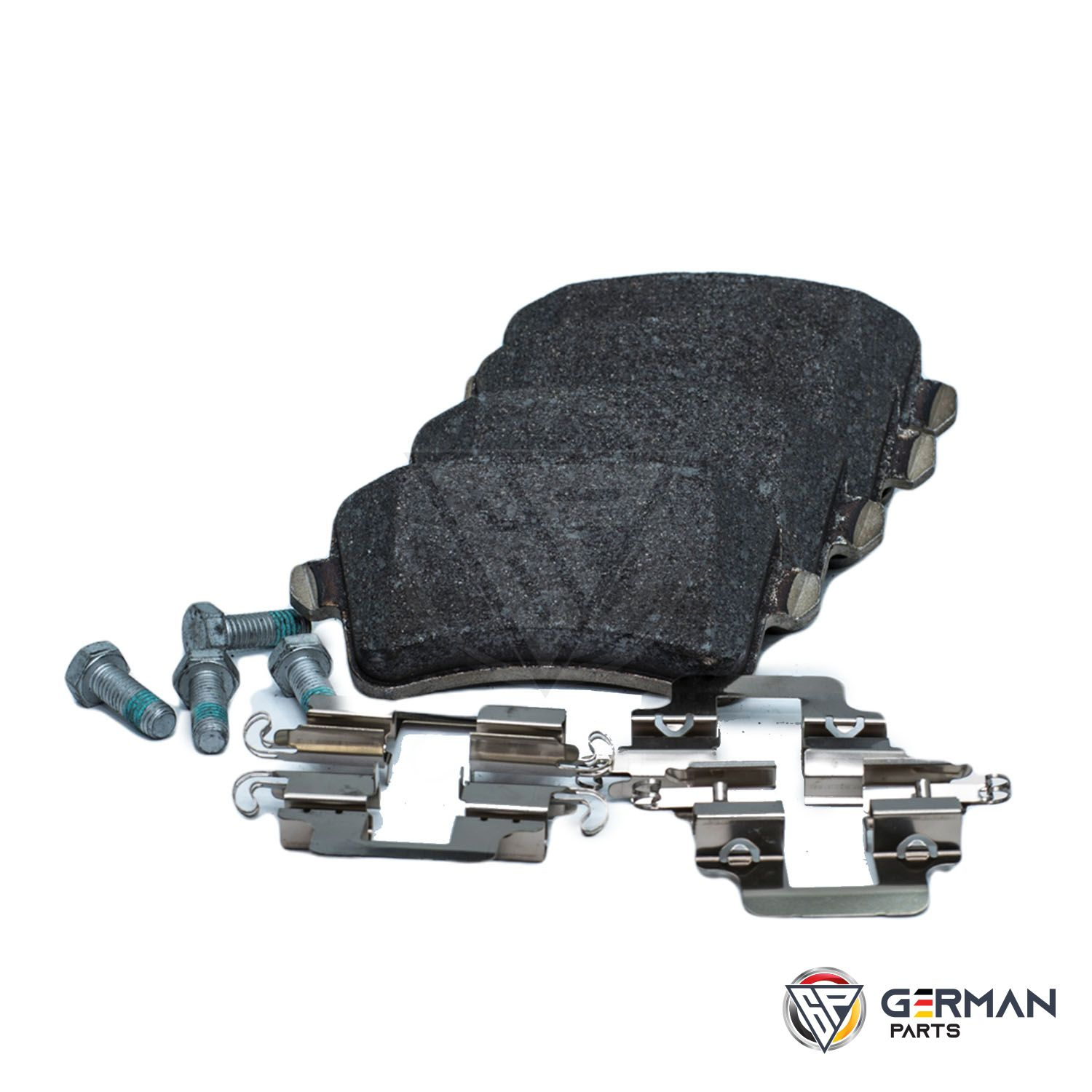 Buy Genuine Audi/Volkswagen Rear Brake Pad Set 8K0698451A - German Parts