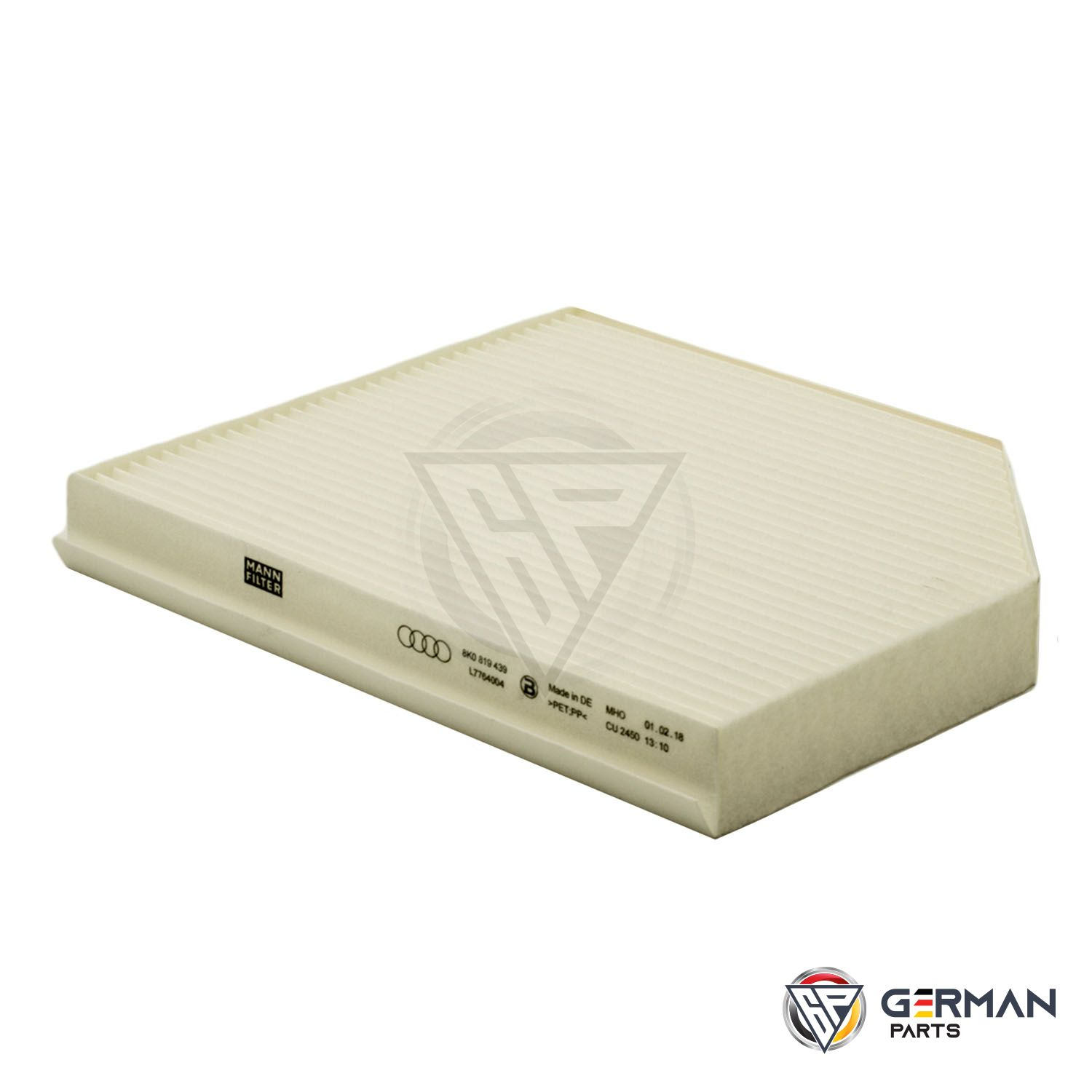 Buy Audi Volkswagen Ac Dust Filter 8K0819439 - German Parts