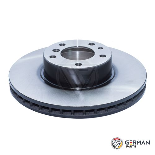 Buy TRW Front Brake Disc 34111159895 - German Parts