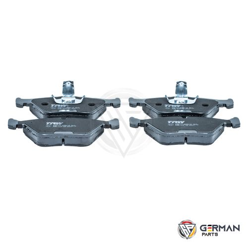 Buy TRW Front Brake Pad Set 34116761278 - German Parts