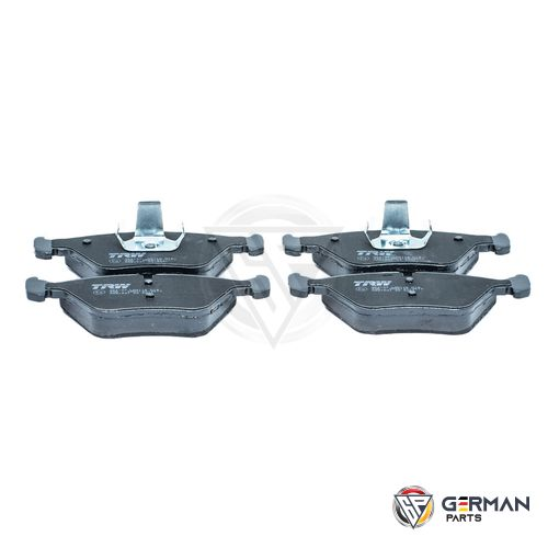 Buy TRW Front Brake Pad Set 34116779652 - German Parts