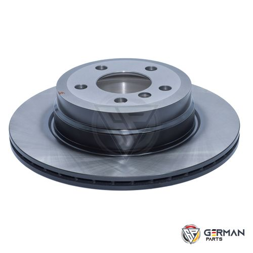 Buy TRW Rear Brake Disc 34216793247 - German Parts