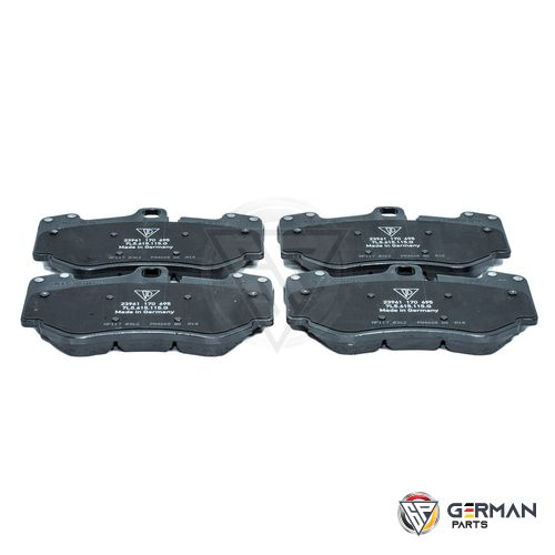 Buy Porsche Front Brake Pad Set 95535193952 - German Parts