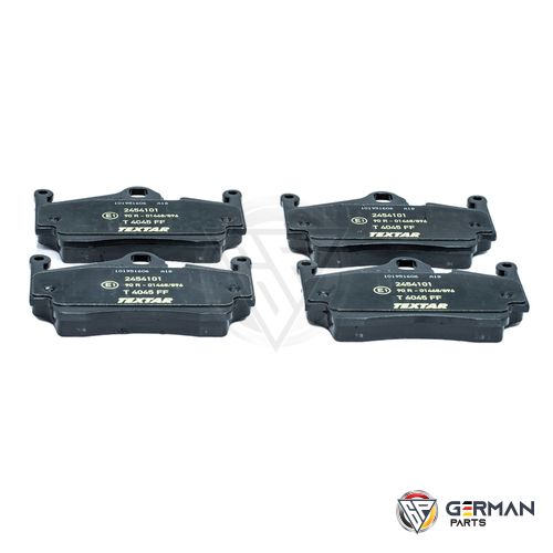 Buy Textar Front Brake Pad Set 98735293901 - German Parts